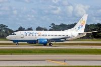 Photo: Bahamas Airways, Boeing 737-500, C6-BFD