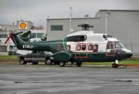Photo: Untitled, Aerospatiale Super Puma, N708LH