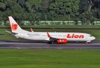Photo: Lion Airlines, Boeing 737-900, PK-LHL