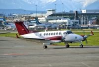 Photo: Northern Thunderbird Airlines, Beech King Air, C-GBCE
