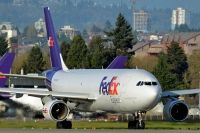 Photo: Federal Express / FedEx Express, Airbus A300-600, N745FD