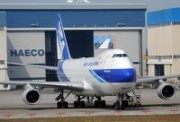 Photo: Nippon Cargo Airlines - NCA, Boeing 747-400, JA05KZ