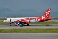 Photo: Air Asia, Airbus A320, 9M-AFP