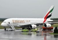 Photo: Emirates, Airbus A380, A6-EDD