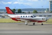 Photo: Untitled, SOCATA TBM-700A, C-GXII