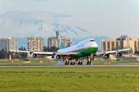 Photo: EVA Air, Boeing 747-400, B-16410