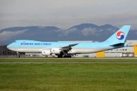Photo: Korean Air Cargo, Boeing 747-800, HL7617