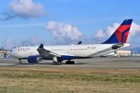 Photo: Delta Air Lines, Airbus A330-200, N852NW