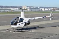 Photo: Untitled, Robinson R22, N8045K