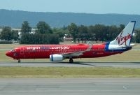 Photo: Virgin Blue Airlines, Boeing 737-800, VH-VOD