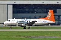 Photo: Air North, Hawker Siddeley HS-748, C-FCSE