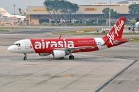 Photo: Air Asia, Airbus A320, PK-AZF