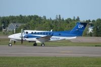 Photo: Untitled, Beech King Air, N829UP