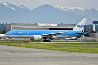 Photo: KLM Asia, Boeing 777-200, PH-BQN