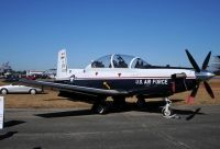 Photo: United States Air Force, Raytheon T-6A Texan II, 08932