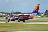 Photo: Southwest Airlines, Boeing 737-700, N918WN