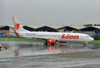 Photo: Lion Airlines, Boeing 737-900, PK-LJI