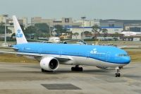 Photo: KLM - Royal Dutch Airlines, Boeing 777-300, PH-BVO
