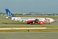 Photo: Air Asia X, Airbus A330-300, 9M-XXF