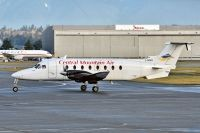 Photo: Central Mountain Air, Beech 1900, C-GGBY