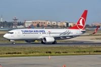 Photo: Turkish Airlines THY, Boeing 737-800, TC-JHA
