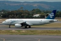 Photo: Air New Zealand, Airbus A320, ZK-OJD
