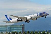Photo: All Nippon Airways - ANA, Boeing 787, JA873A
