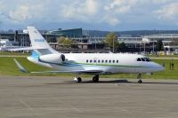Photo: Untitled, Dassault Falcon 2000, N58MW