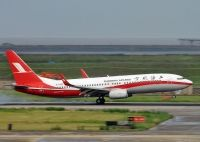 Photo: Shanghai Airlines, Boeing 737-800, B-5396