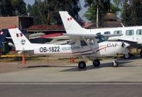 Photo: Untitled, Cessna 152, OB-1822