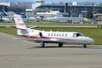 Photo: Untitled, Cessna Citation