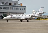 Photo: Untitled, Cessna Citation, C-FAMI