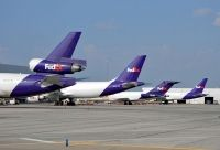 Photo: Federal Express / FedEx Express, McDonnell Douglas MD-11, N573FE