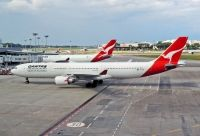 Photo: Qantas, Airbus A330-300, VH-QPE