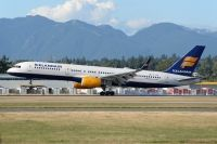 Photo: Icelandair, Boeing 757-200, TF-ISZ