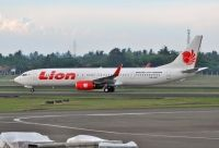 Photo: Lion Airlines, Boeing 737-900, PK-LKF