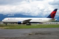Photo: Delta Air Lines, Boeing 767-300, N183DN