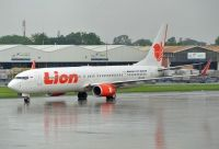 Photo: Lion Airlines, Boeing 737-900, PK-LKO