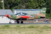 Photo: Air Combat USA, SIAI Marchetti SF.260, N75IM