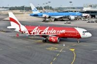 Photo: Air Asia, Airbus A320, 9M-AQF