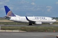 Photo: United Airlines, Boeing 737-500, N16642
