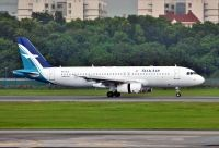 Photo: SilkAir, Airbus A320, 9V-SLO