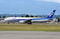 Photo: All Nippon Airways - ANA, Boeing 767-300, JA616A