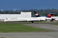 Photo: Delta Air Lines, McDonnell Douglas MD-90, N950DN