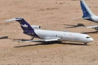 Photo: Federal Express / FedEx Express, Boeing 727-200, N262FE