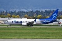 Photo: Air Transat, Boeing 737-800, C-GTQG
