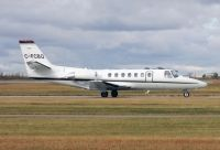 Photo: West Wind Aviation, Cessna Citation, C-FCBQ