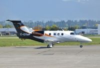 Photo: Morning Star, Embraer EMB-500 Phenom, C-GYMP