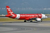 Photo: Air Asia, Airbus A320, 9M-AJJ