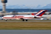 Photo: Kelowna Flightcraft Air Charter, Boeing 727-200, C-GQKF